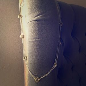 Jewelry - Silver & Gold Necklace